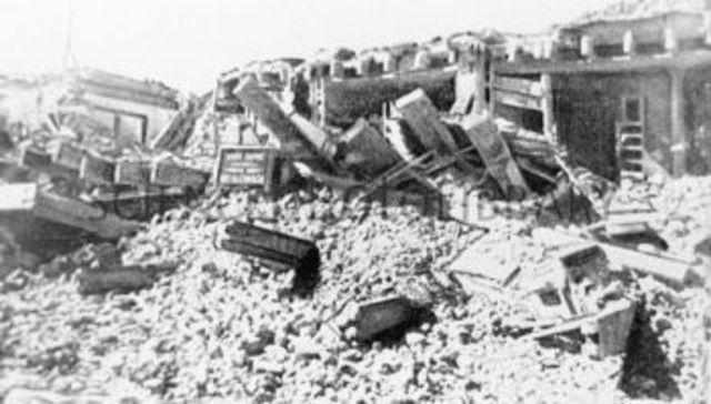Ashgabat Earthquake