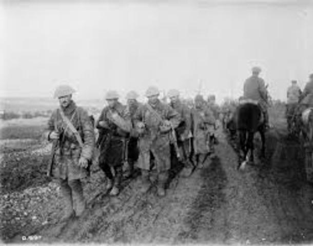 The Battle of the Somme begins