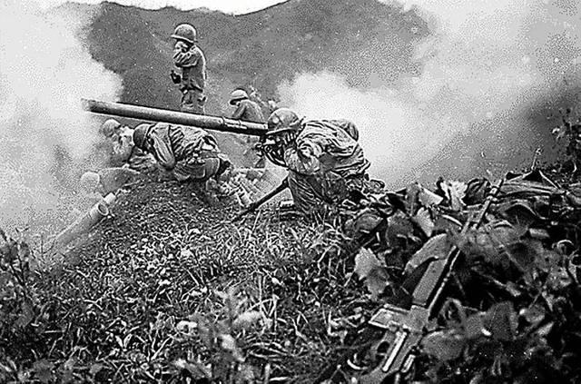 Koreakrige fra 1950 til 1953