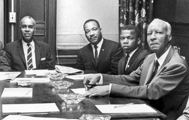 John Lewis & MLK