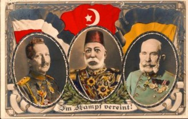 The Formation of the Ottoman-German Alliance