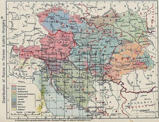 The Treaty of Saint-Germain Signed