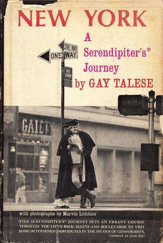 """New York: A Serendipiter's Journey"""