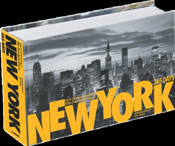"""New York: 365 Days"""