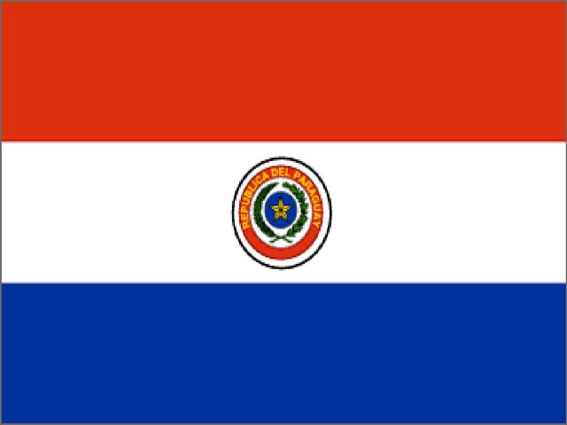 Paraguay declares independence