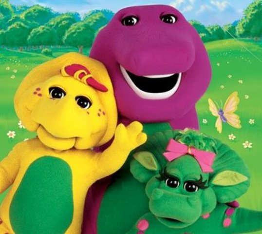 Barny y sus Amigos