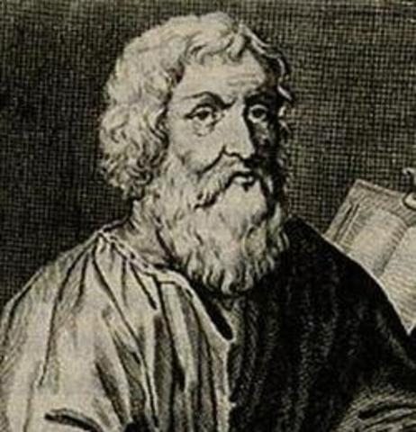 460 год до н.э. Гиппократ