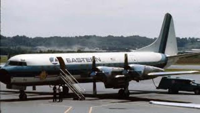 Dramatic landing of hijacked plane