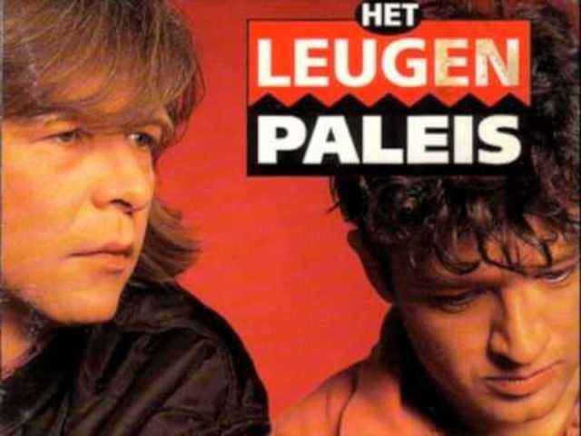 Start van het programma 'Het Leugenpaleis' met Bart Peeters en Hugo Matthysen