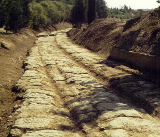 Diolkos Wagonway