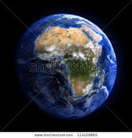 Silurian: Beginning 438 million years ago