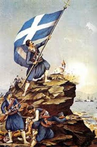 War of Greek Independence