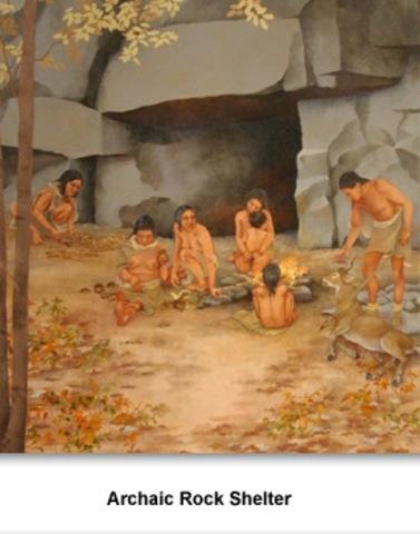 Archaic period begins (1700 BCE)