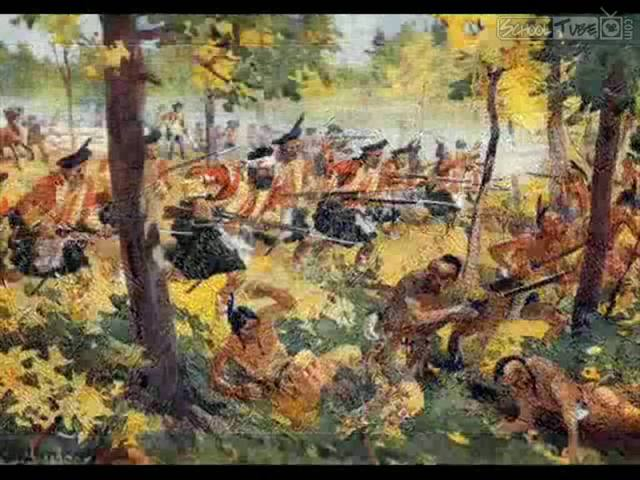 Abenaki join french and indian war
