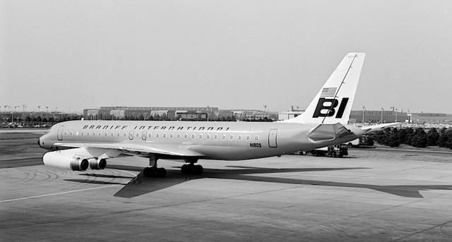 Braniff Flight 14: 102 passengers