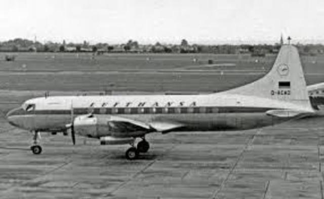 Lufthansa Flight 649: 182 Passengers