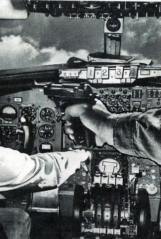 Western Airlines Flight 701: 97 passengers