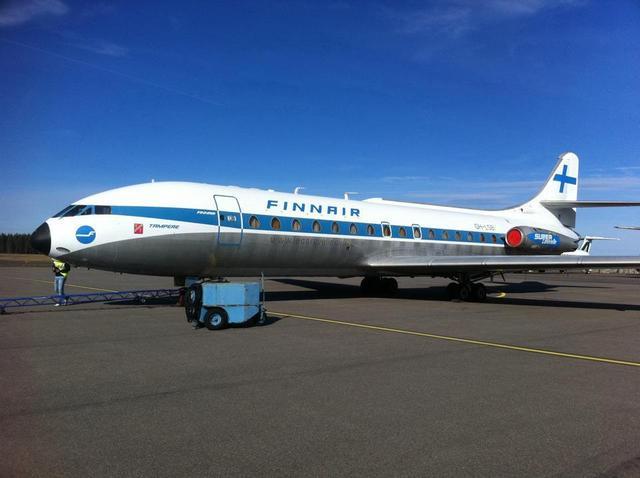 Finnair Flight 405: 44 passenger