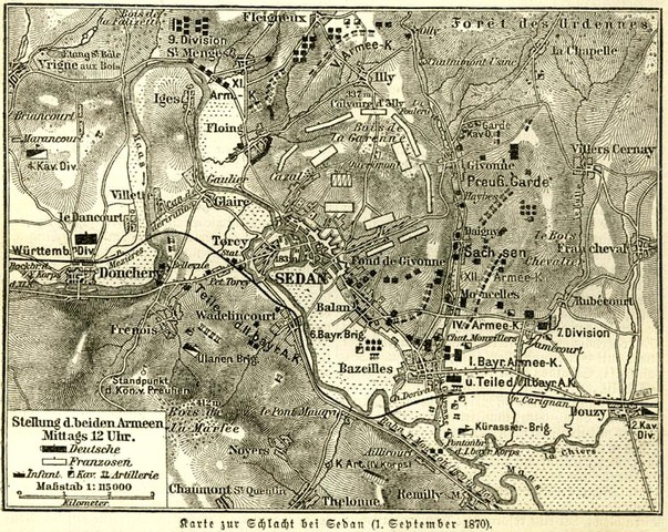 TOC: Battle of Sedan and End of Second French Empire