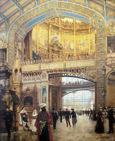 TOC: Paris Exposition