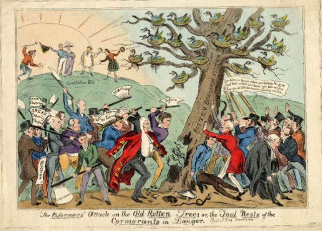 TOC: 1884 Reform Bill