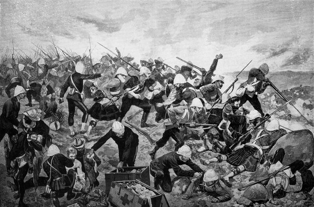 TOC: First Boer War in South Africa