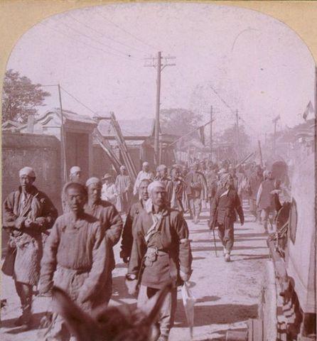 TOC: Boxer Rebellion