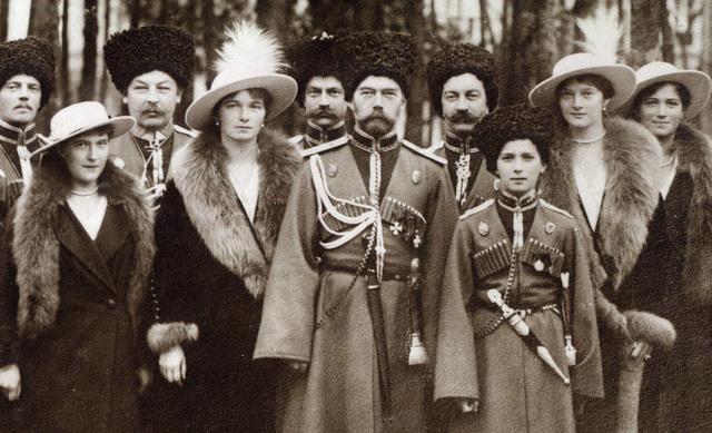 TOC: Russian Revolution