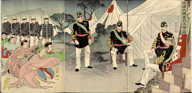 TOC: Russo-Japanese War