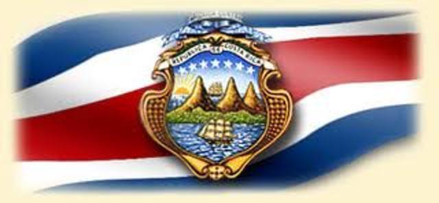 Inicio de la orietación en Costa Rica