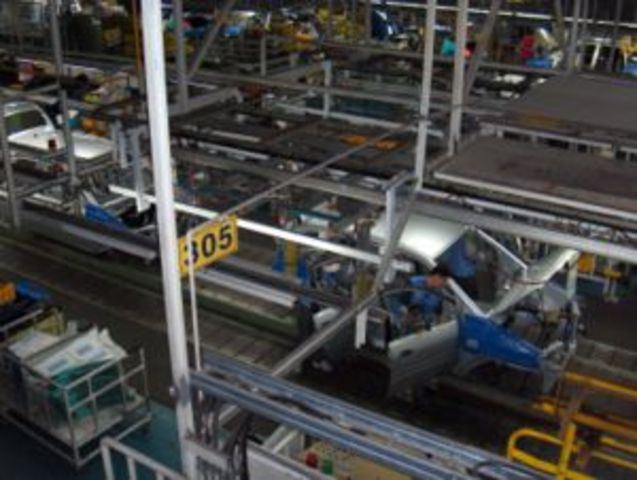 Henry Ford & the Assembly Line
