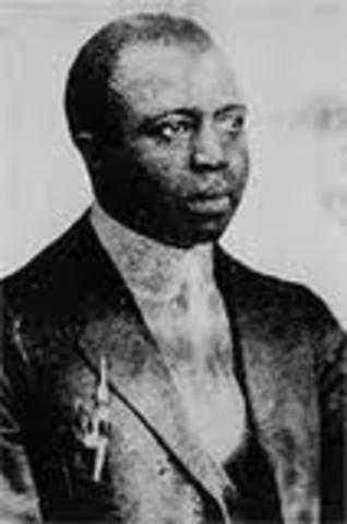 Scott Joplin's Birth