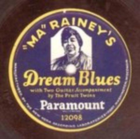 Ma Rainey's Lost Wandering Blues