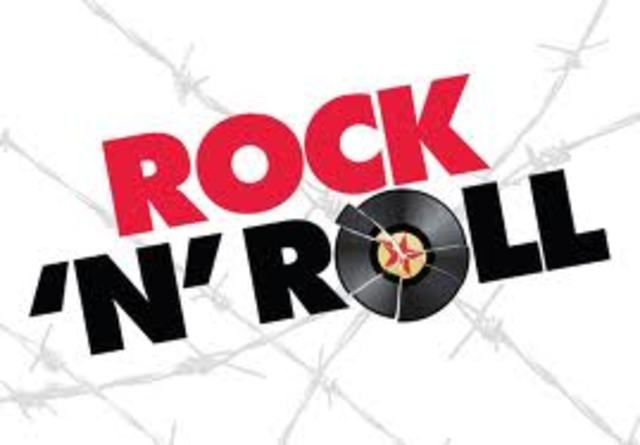 BIRTH OF ROCK N' ROLL!