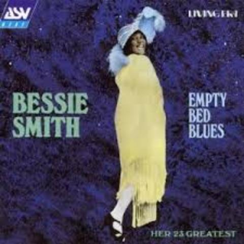 """Bessie Smith records """"Empty Bed Blues"""""""