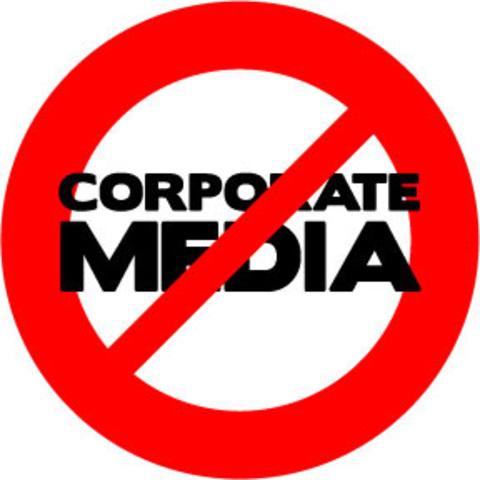 No mass media.