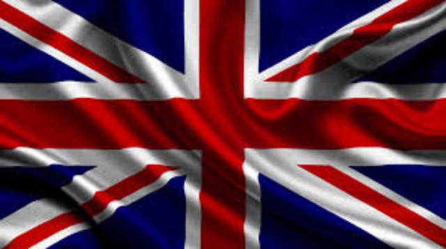 ¡En Reino Unido!