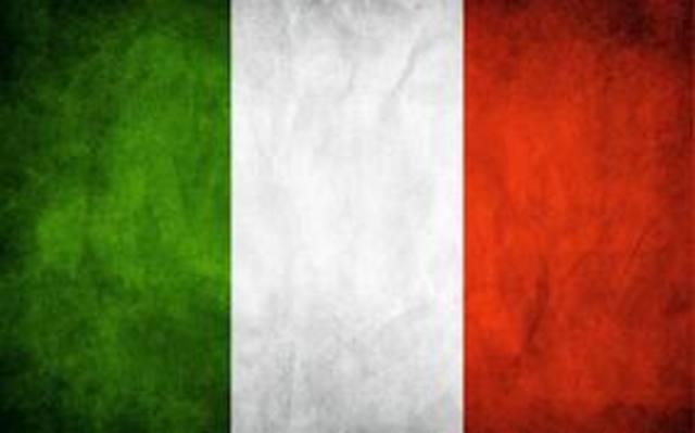 ¡En Italia!