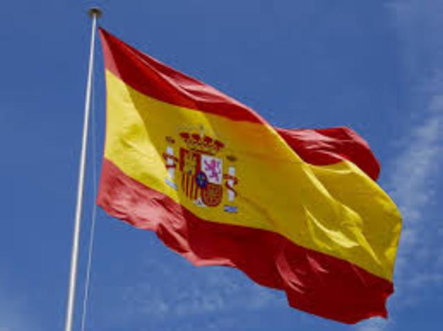 ¡En España!