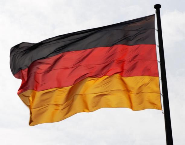 Første rejse til Tyskland