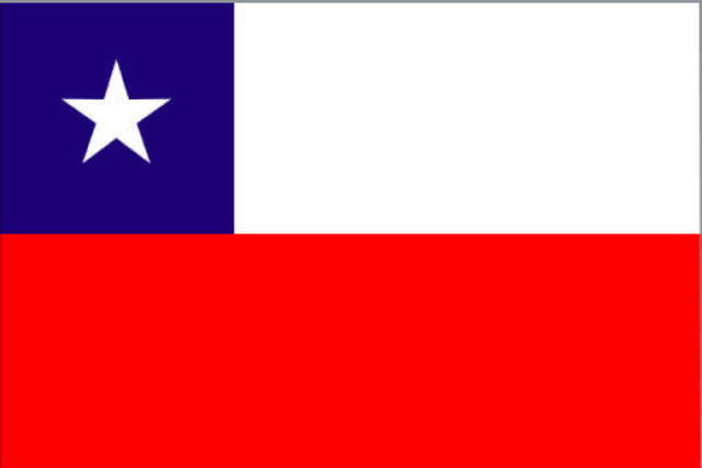 Independence is official for Chile