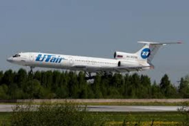 Vnukovo Airlines Tu-154