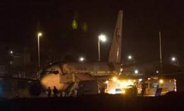 Mauritanie Boeing 737:  87 passengers