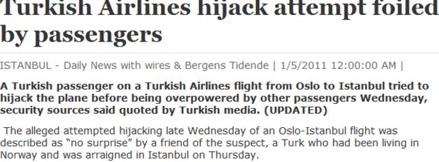 Turkish Airlines Flight 1754