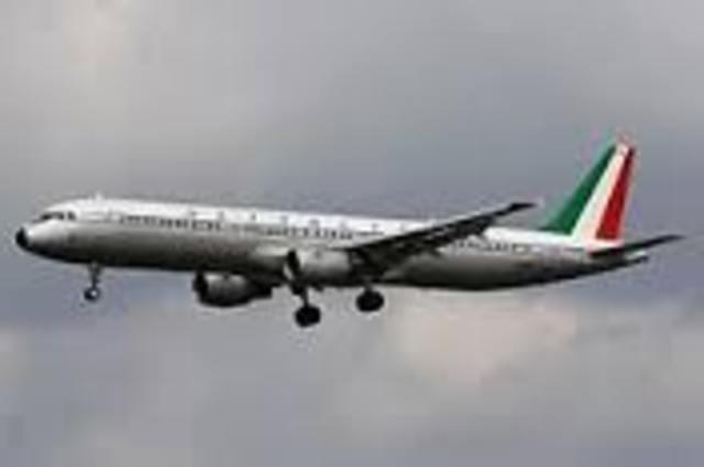 Alitalia Flight 329