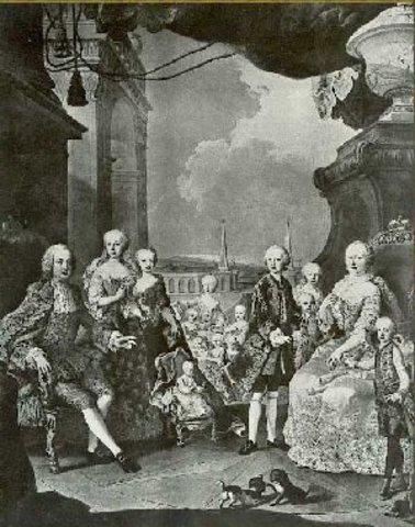 Termina el reinado de los Habsburgo