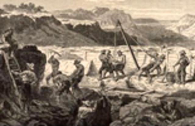 Se crea el Colegio de Mineria