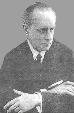 Добужинский Мстислав Валерьянович