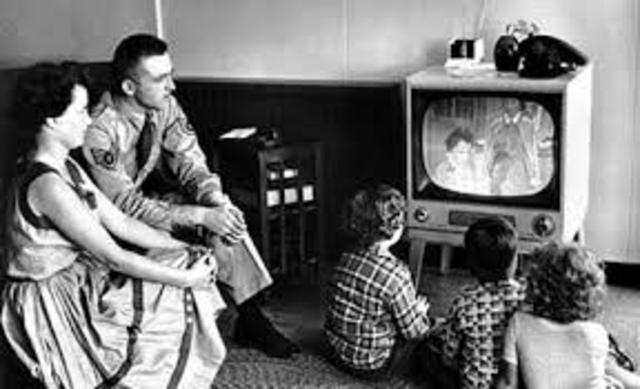Television Reached Maturity