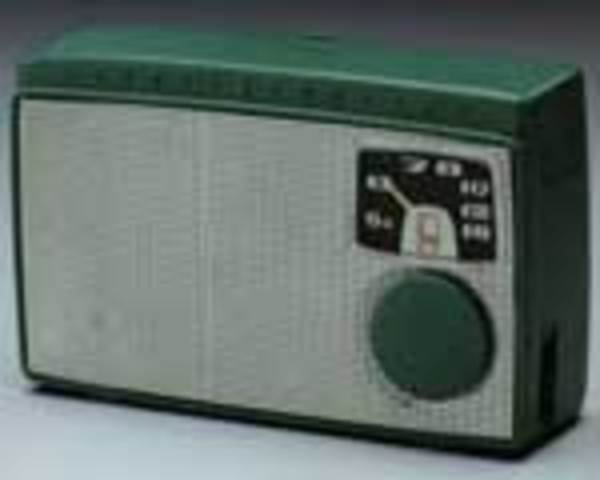 Transistor Radio came to Market
